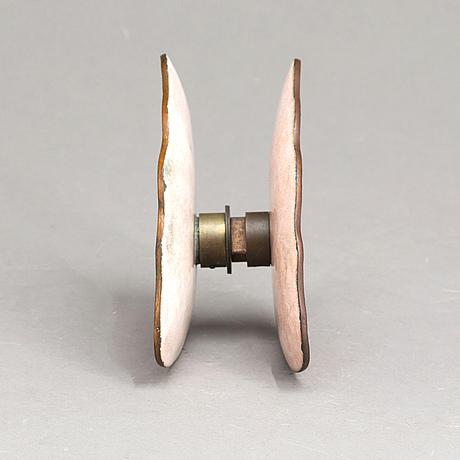 Doorknob, paolo de poli, gio ponti,  1960's.