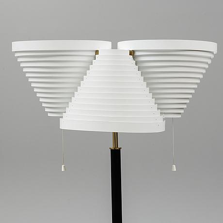 Alvar aalto, a model a 809 standard light from valaisinpaja oy, finland.