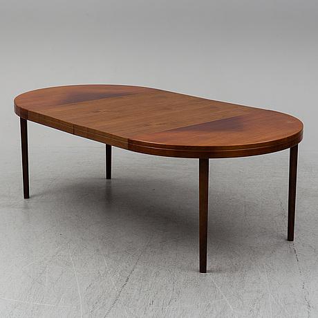 Matbord, skaraborgs möbelindustri, 1900-talets andra hälft.