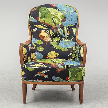 Carl malmsten, armchair, 'advokaten'.