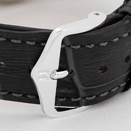 Tissot, navigator, sonorous, wristwatch, 37 x 43 mm.
