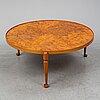 Josef frank, a model 2139 sofa table, svenskt tenn, sweden.