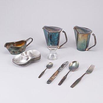 WILHELM WAGENFELD, items for WMF.