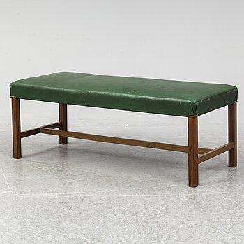 "A bench ""2082"" by Josef Frank for Firma Svenskt Tenn."