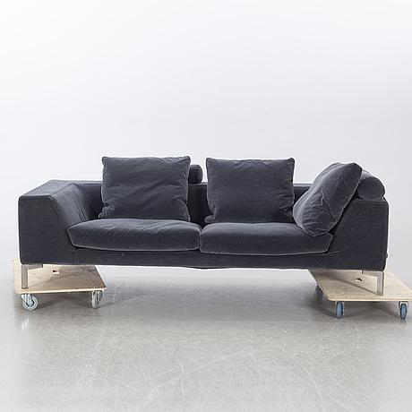 "Jens juul eilersen, ""orion"" sofa , eilersen, danmark, 21st century."