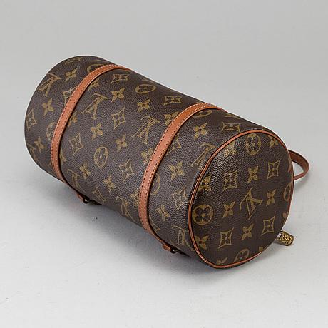 """Louis vuitton, väska, """"monogram papillon 30""""."""