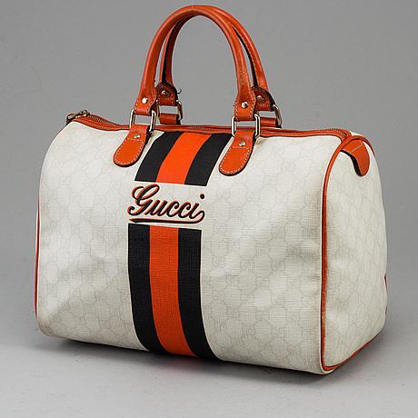 "Gucci, väska, ""gg joy boston handbag""."
