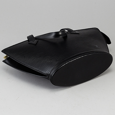 """Louis vuitton, väska, """"epi saint jacques pm""""."""