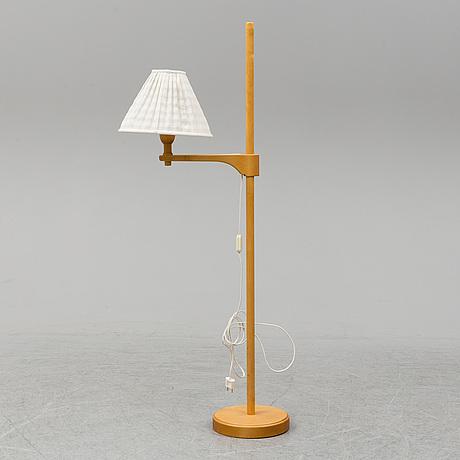 """Carl malmsten, golvlampa, """"staken"""", 1900-talets andra hälft."""