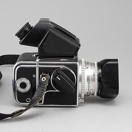 Kamera, hasselblad 503cx.