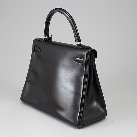 HermÈs, a 'kelly 28' from 1975.