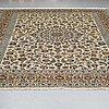 A carpet, kashan, ca 385 x 302 cm.