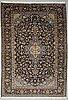A carpet, kashan, ca 372 x 258 cm.