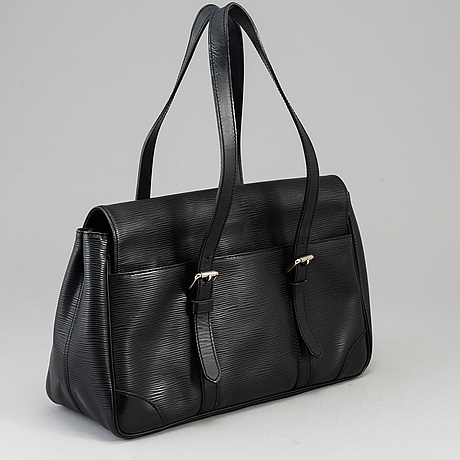 "Louis vuitton, väska, ""epi segur mm shoulder bag""."