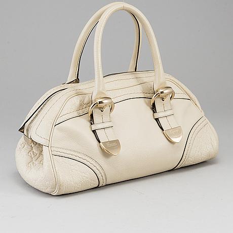 Gucci, 'guccissima leather shoulder bag'.