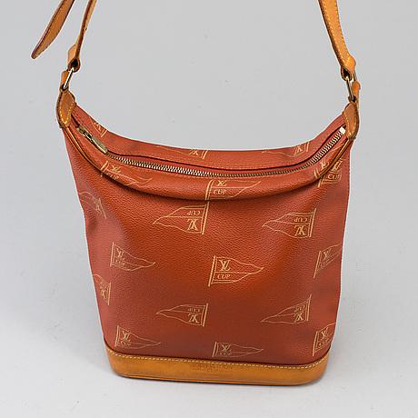 "Louis vuitton, väska, ""2925 americas cup touquet bag""."