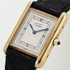 Cartier, tank, armbandsur, 23,5 mm.