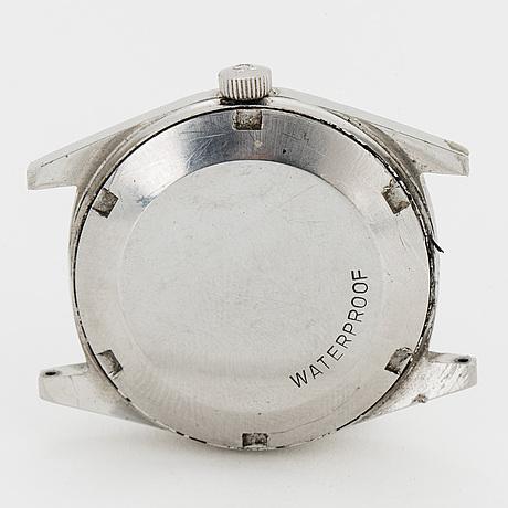 Omega, genève, wristwatch, 34,5 mm.