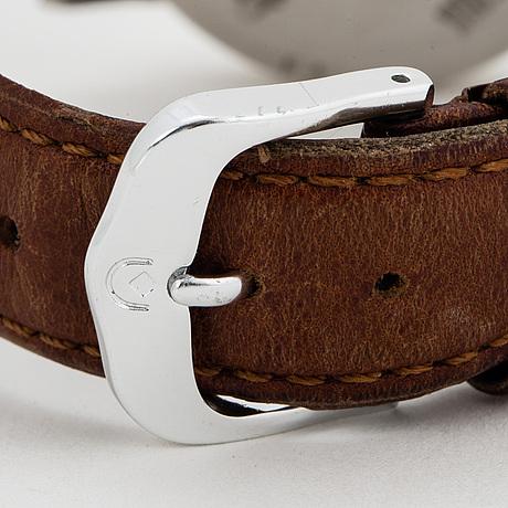 Omega, seamaster, armbandsur, 33 mm.
