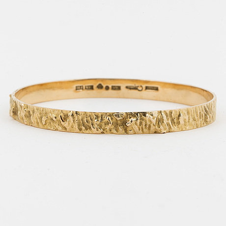 Armring 18k guld.