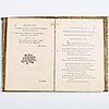 A presentation bookbinding for king gustavus iii 1784 from his italian and french trip.