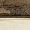 Horace mann livens, watercolour, signed.