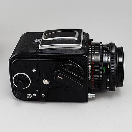 Camera, hasselblad 2000 fc/m.