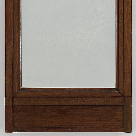 Spegel, empire. 1800-talets första hälft.