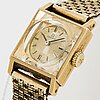 Omega, armbandsur, 17 x 23 mm.