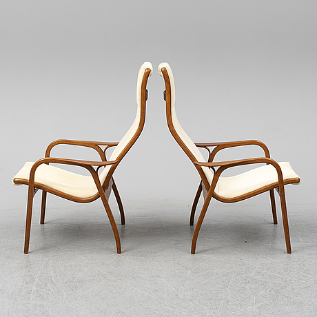A lamino easy chair by swedese.
