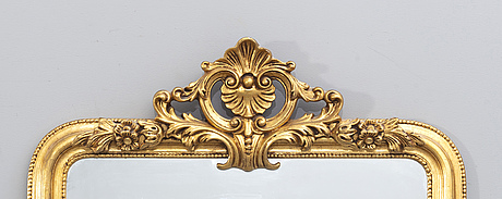 A 20th century mirror,