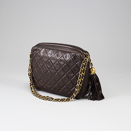 Chanel, a chain bag, 1989-1991.