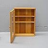 GÖsta kÄnngÅrd, a pine wall cabinet, 19760's/70's.