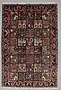 A carpet, bakthiari, ca 306 x 208 cm.