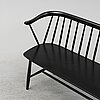 A sofa by jan hallberg, ab tallåsenstolar.
