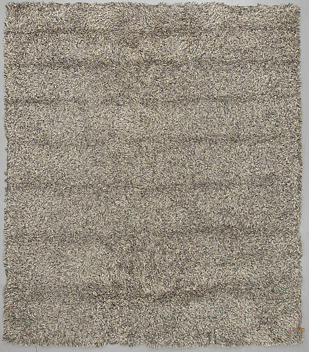 "A carpet, ""fogg 1"", tuffed, gunilla lagerhem-ullberg, kasthall, ca 257 x 245 cm."