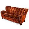 MÄrta blomstedt, a mid 20th century armchairs.