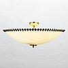 Lisa johansson-pape, a mid-20th century '71007' ceiling light for stockmann orno.