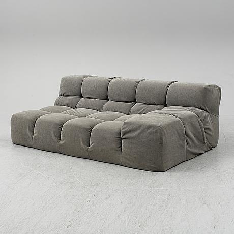 Patricia urquiola, a 'tufty time' sofa from b&b italia.
