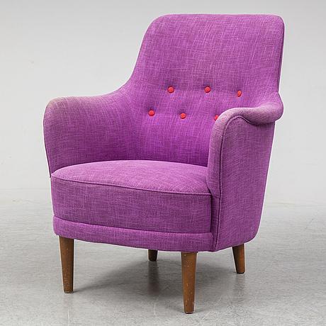 Carl malmsten, a 'samsas' easy chair.