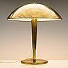 Paavo tynell, a mid-20th century table lamp model 5061 for idman finland.