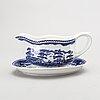 A reinhard richter 58 pcs 'maisema' dinner service for arabia.
