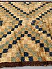 A bed cover, knotted pile, sweden or finland the 18th century - around 1800, ca 189,5-194 x 153-154,5 cm.