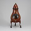 Samovar, johann arnold lucas (1729-1808), elberfeld, germany. ca 1800.