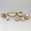 A group of south east asian ceramics, 15/16th century and later.