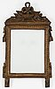 A second half of the 20th century mirror.