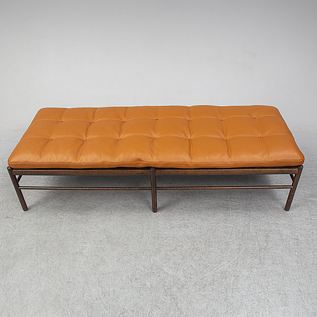 An 'ow 150' daybed by ole wanscher for carl hansen.