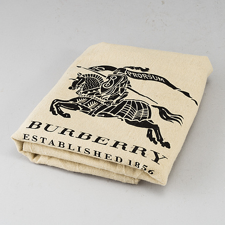 Burberry, 'large banner hhl'.