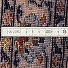 A carpet, kashan, ca 336 x 258 cm.