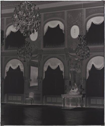 "Denise grünstein, ""katarina palace"", pushkin, russia, 1998."